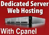 dedicated cpanel hosting