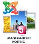 joomla gallery hosting